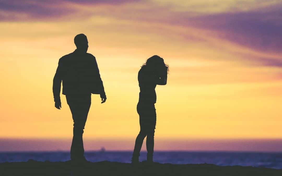 Kaip išgyventi skyrybas ir nepalūžti?